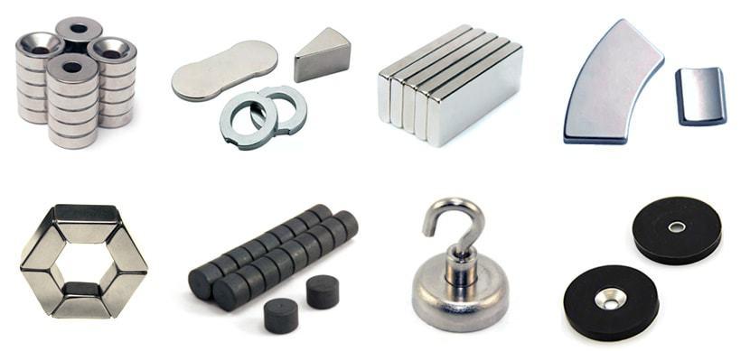Výroba magnetov na mieru
