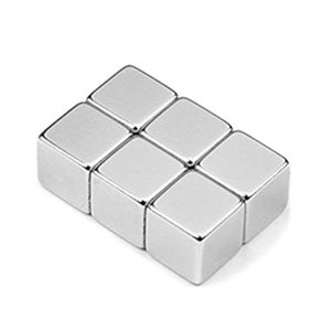 neodymové magnety kostky