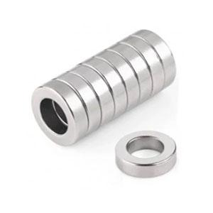 neodymové magnety prsteny