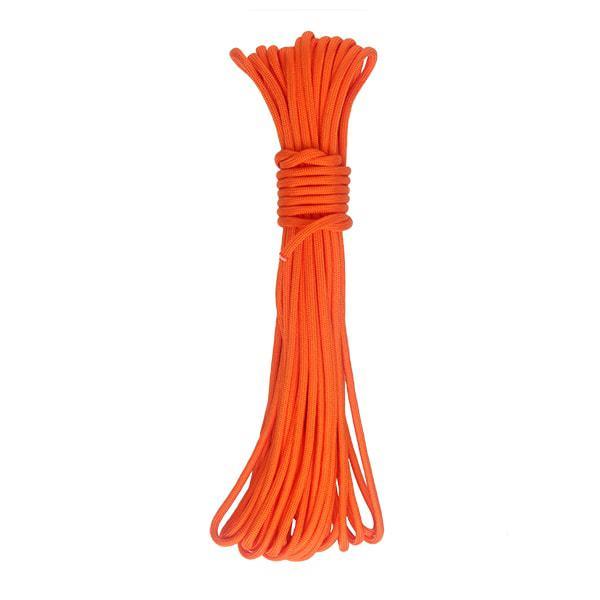 Lano pro magnet fishing průměr 5 mm (oranžové 15 metrů)