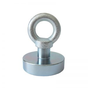 Magnet s okem - síla 162 kg