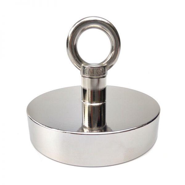 Magnet s okem - síla 530 kg