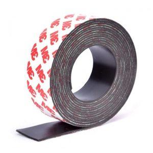 Magnetická lepicí páska 30x1,5 mm (1 metr)
