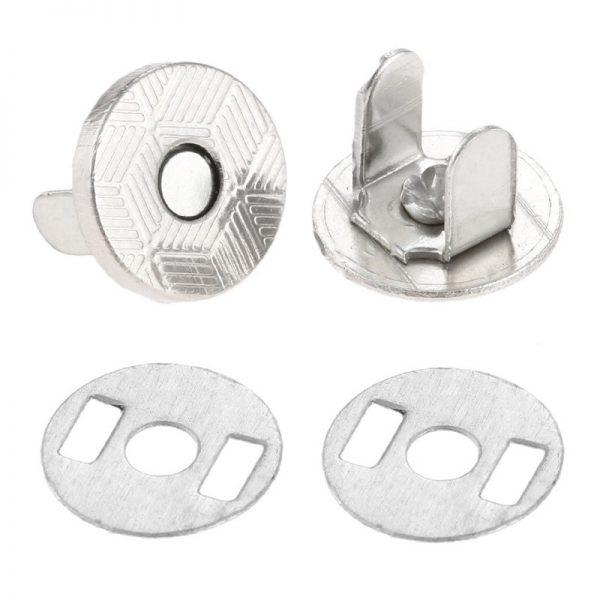 Magnetické zapínání na kabelky 14 mm
