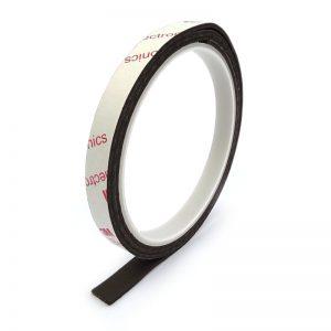 Neodymová magnetická lepicí páska 10x1,5 mm (1 metr) - EXTRA SILNÁ
