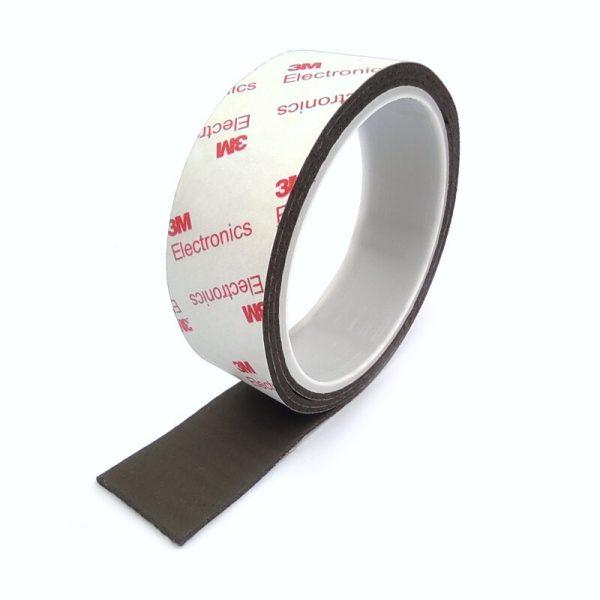 Neodymová magnetická lepicí páska 30x1,5 mm (1 metr) - EXTRA SILNÁ