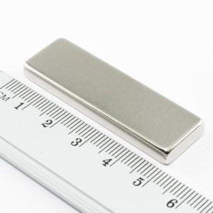 Neodymový magnet kvádr 50x15x5 mm - N38