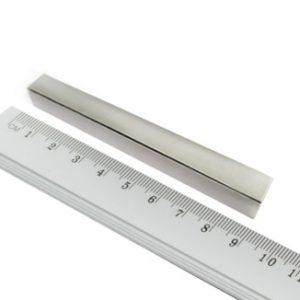 Neodymový magnet kvádr 87x5x5 mm - N38