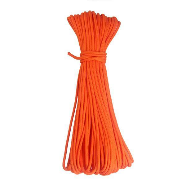 Lano pro magnet fishing průměr 5 mm (oranžové 30 metrů)